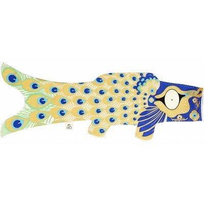 Koinobori Peacock