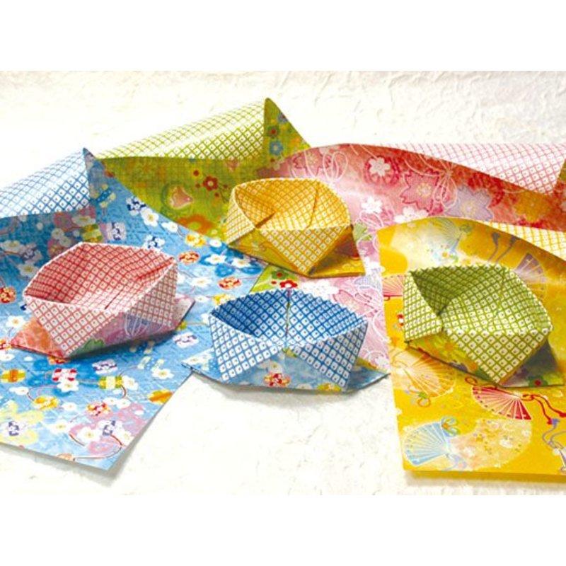 Japans origami papier dubbelzijdig