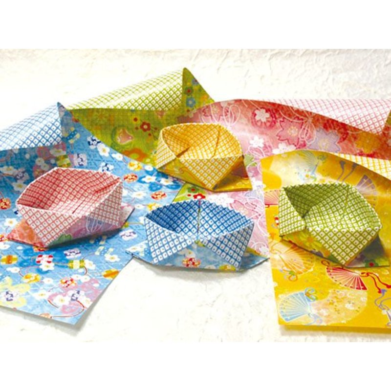 Japanese origami paper double-sided