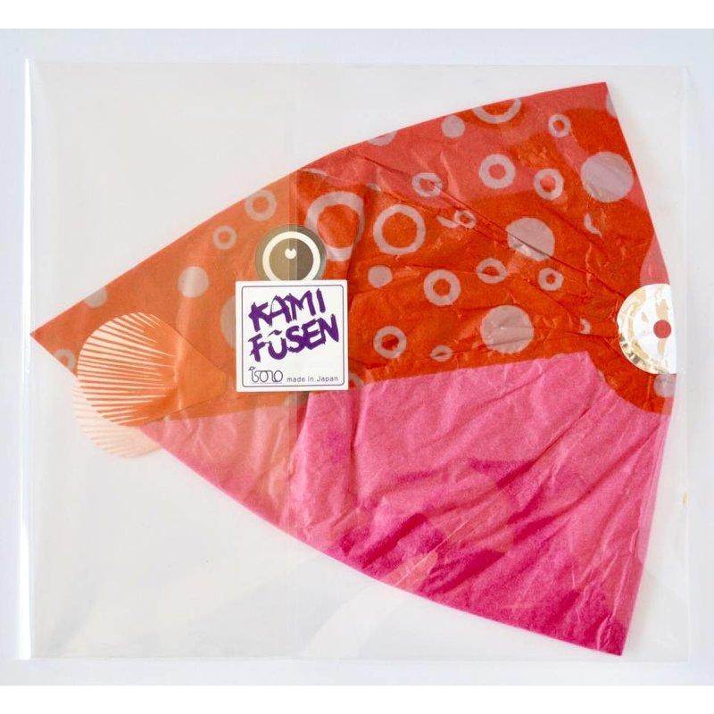 Japanese paper balloon puffer XL