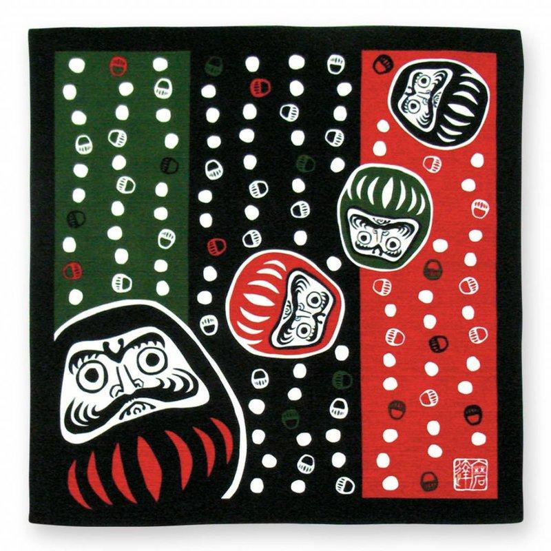 Furoshiki daruma, Japanese wrapping cloth
