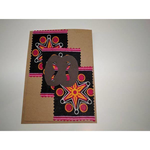 Afrikaanse kaarten maken