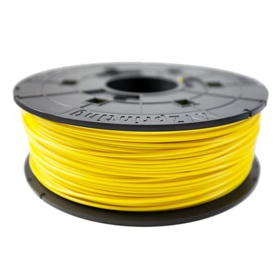 XYZprinting ABS Cartridge - Yellow - 600 gram