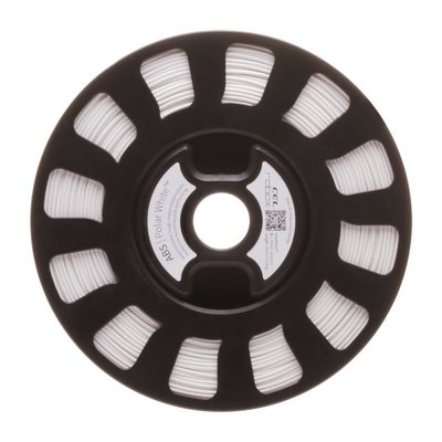 CEL Robox Smartreel PLA Filament - 600 gram - Polar White