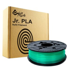 XYZprinting Junior / Mini PLA - Clear Green - 600 gram