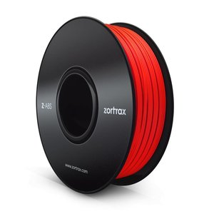 Zortrax Z-ABS Filament - 1,75mm - 800g - Red