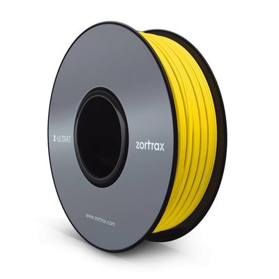 Zortrax Z-ULTRAT Filament - 1,75mm - 800g - Yellow