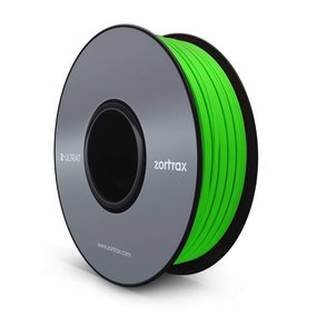 Zortrax Z-ULTRAT Filament - 1,75mm - 800g - Green