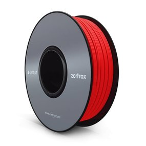 Zortrax Z-ULTRAT Filament - 1,75mm - 800g - Red