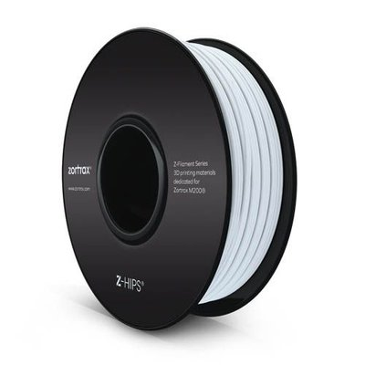 Zortrax Z-HIPS Filament - 1,75mm - 800g - White
