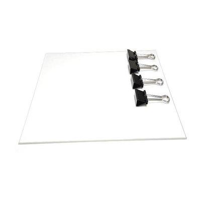 Wanhao Duplicator i3 glazen buildplate