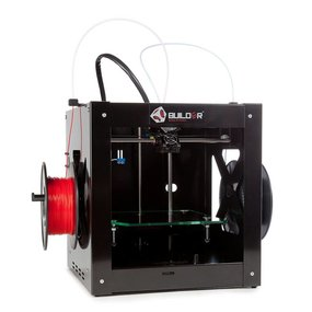 Builder Dual-Feed Extruder + display