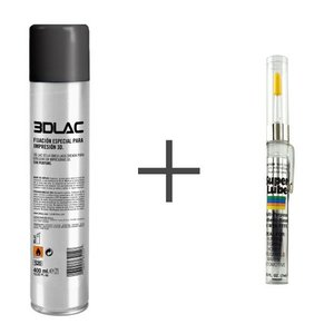 3DLAC 400ml + Super Lube