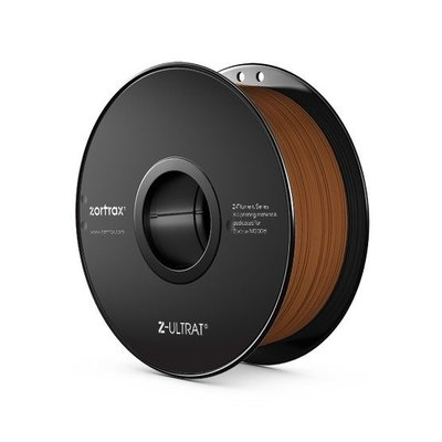 Zortrax Z-ULTRAT Filament - 1,75mm - 800g - Brown