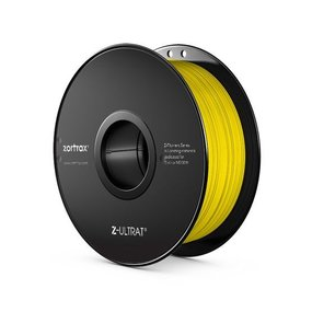 Zortrax Z-ULTRAT Filament - 1,75mm - 800g - Neon Yellow