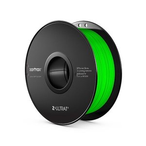 Zortrax Z-ULTRAT Filament - 1,75mm - 800g - Neon Green