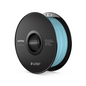 Zortrax Z-ULTRAT Filament - 1,75mm - 800g - Pastel Blue