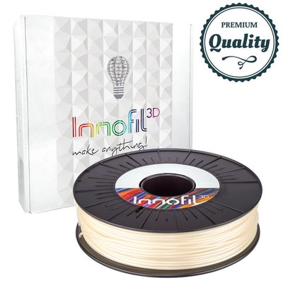 Innofil3D Premium PLA - Pearl White