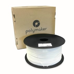 Polymaker PolyMax 1.75 mm - Wit (3 kg)