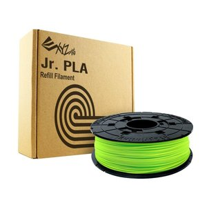 XYZprinting Junior / Mini PLA - Neon Green - 600 gram