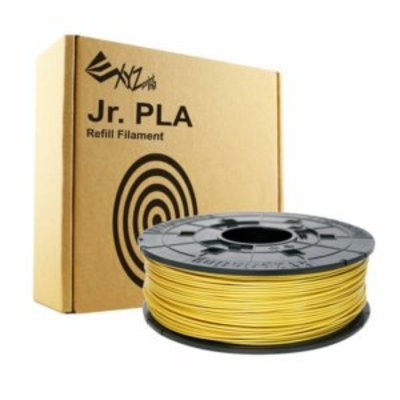 XYZprinting Junior / Mini PLA - Gold - 600 gram