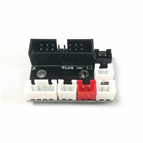 Wanhao i3 Plus Extruder PCB