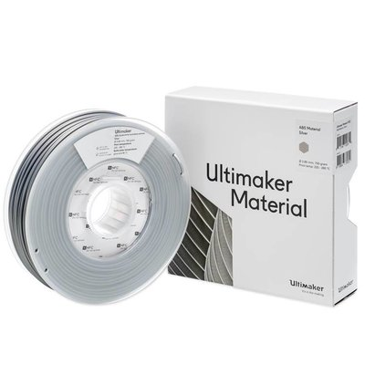 Ultimaker ABS (NFC) - 750gr - Zilver - 2.85mm