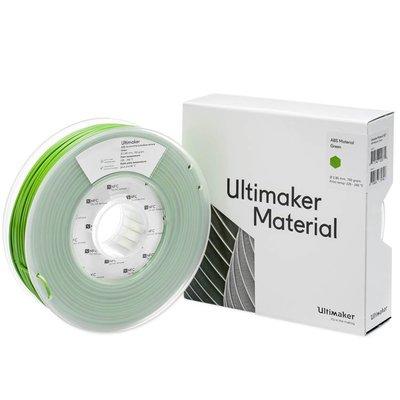 Ultimaker ABS (NFC) - 750gr - Green - 2.85mm
