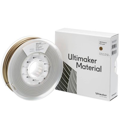 Ultimaker ABS (NFC) - 750gr - Pearl Gold - 2.85mm