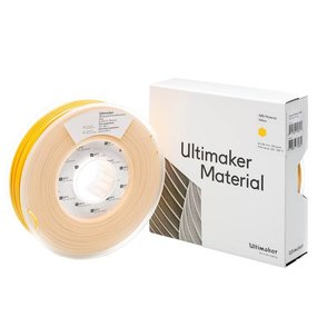 Ultimaker ABS (NFC) - 750gr - Yellow - 2.85mm