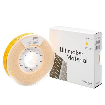 Ultimaker ABS (NFC) - 750gr - Geel - 2.85mm