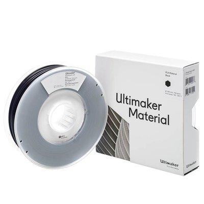 Ultimaker PLA (NFC) - 750gr - Zwart - 2.85mm