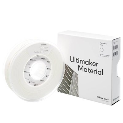 Ultimaker PLA (NFC) - 750gr - White - 2.85mm