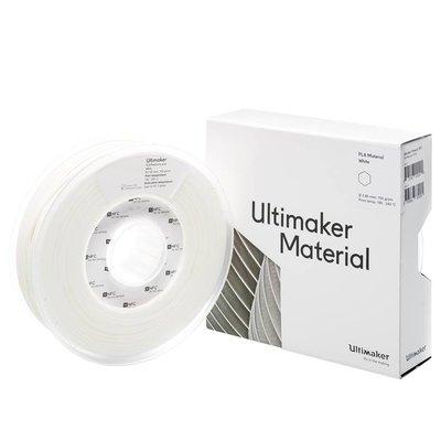 Ultimaker PLA (NFC) - 750gr - Wit - 2.85mm