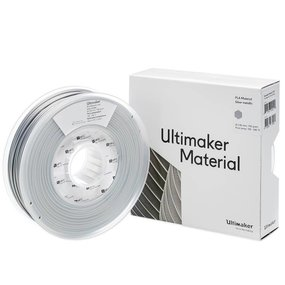 Ultimaker PLA (NFC) - Zilver Metallic