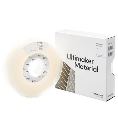 Ultimaker PLA (NFC) - 750gr - Transparent - 2.85mm