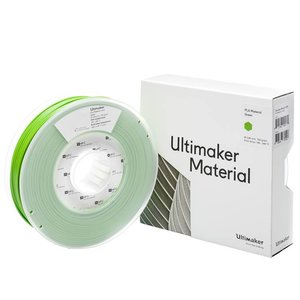 Ultimaker PLA (NFC) - 750gr - Groen - 2.85mm