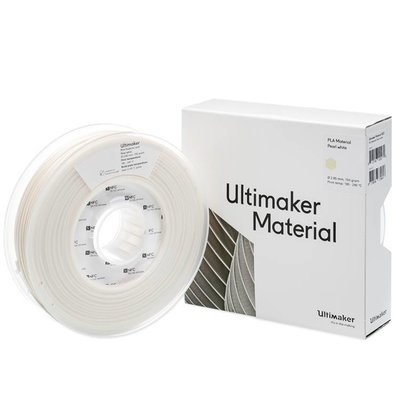 Ultimaker PLA (NFC) - 750gr - Pearl White - 2.85mm