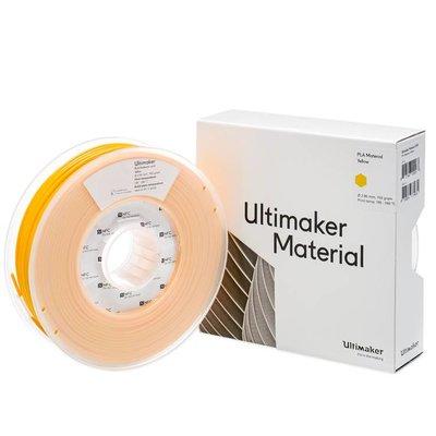 Ultimaker PLA (NFC) - 750gr - Yellow - 2.85mm