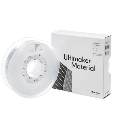 Ultimaker CPE (NFC) - 750gr - Transparent- 2.85mm