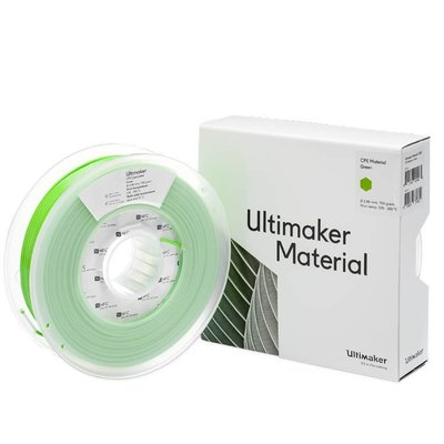 Ultimaker CPE (NFC) - 750gr - Groen - 2.85mm