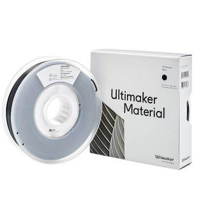 Ultimaker PC (NFC) - 750gr - Black - 2.85mm