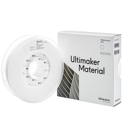 Ultimaker TPU 95A (NFC) - 750gr - Wit - 2.85mm