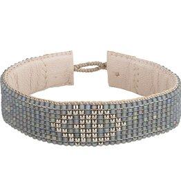 TEMBI JEWELLERY armband Venice RMK29 D O U B L E  D I A M O N D