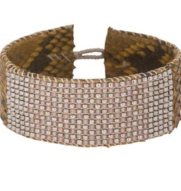 Armband TEMBI JEWELLERY Venice CHECKER XL