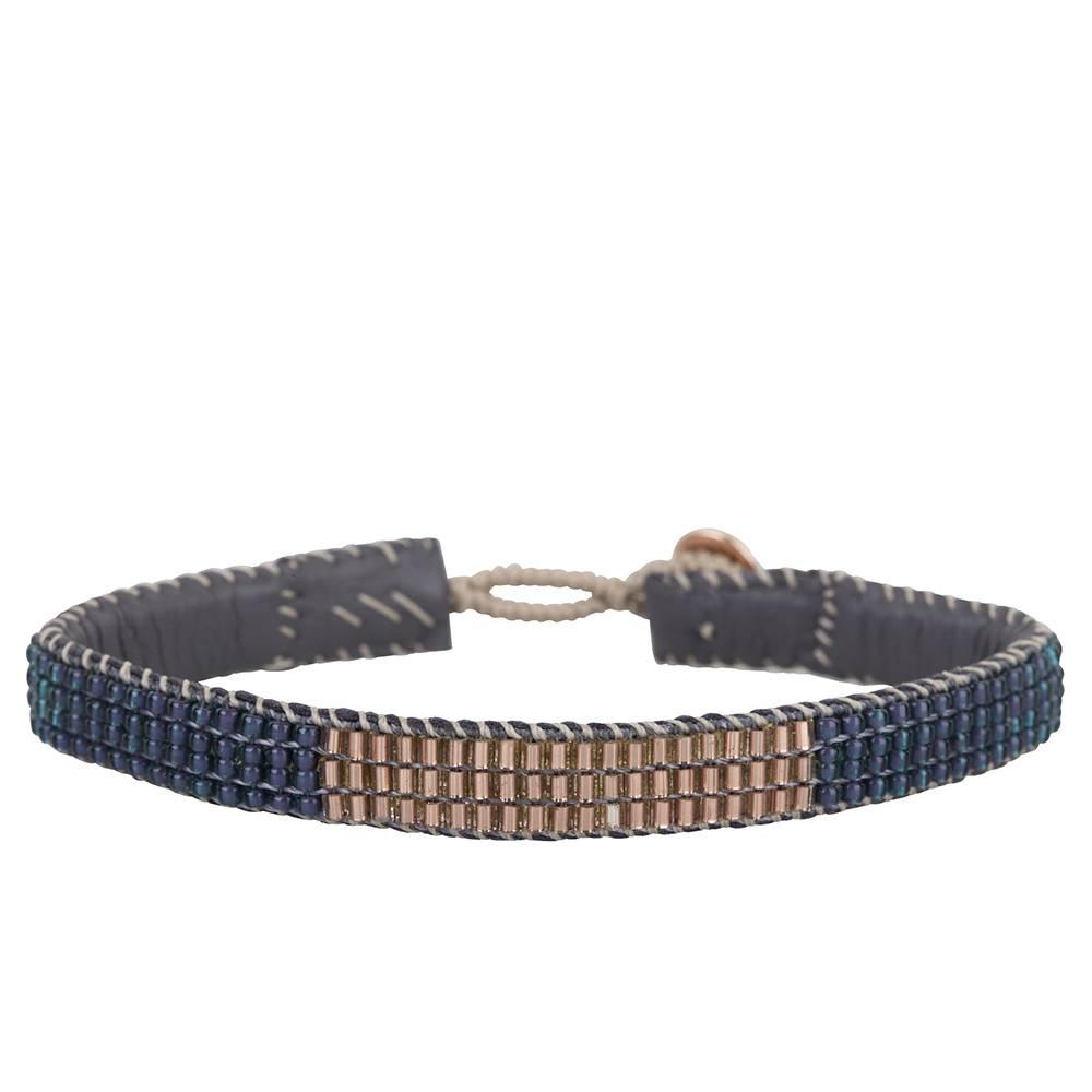 Tembi Jewellery Tembi Jewellery armband RMB104 MINI BLOCK