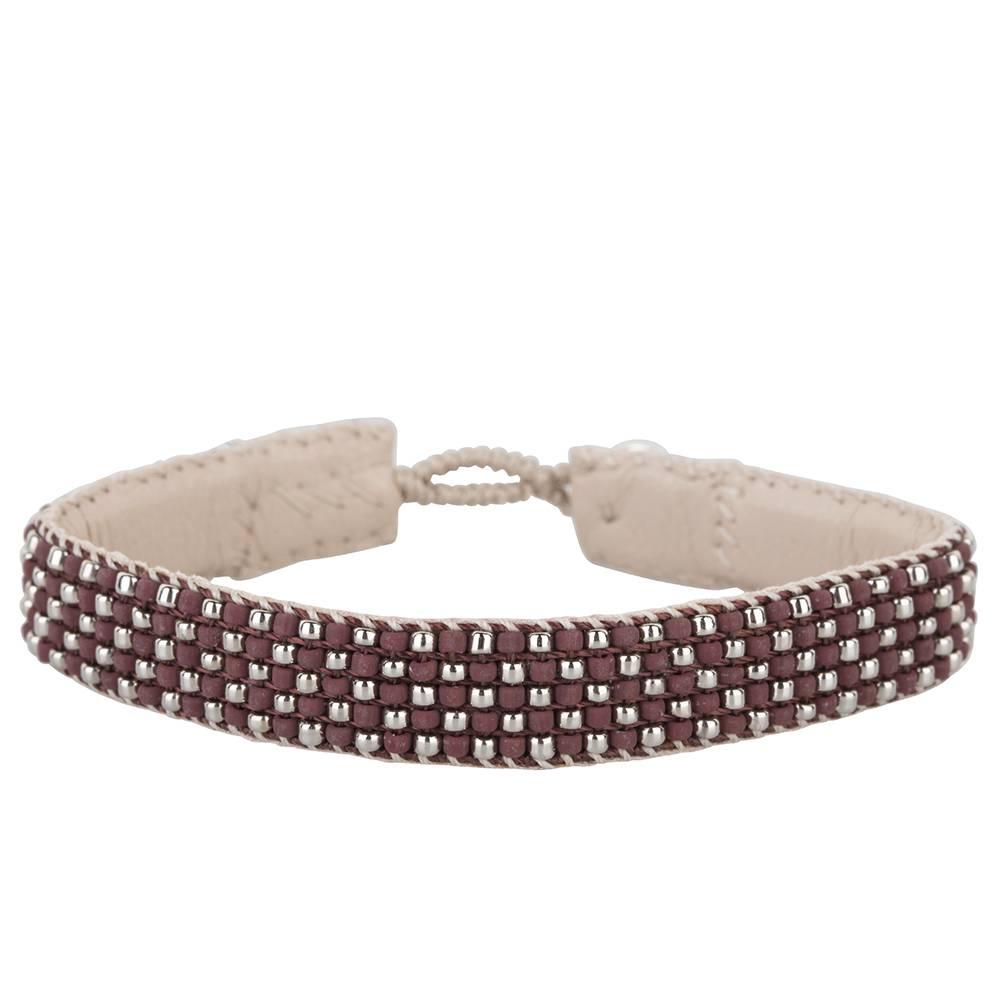 Tembi Jewellery Tembi Jewellery armband CHECKER