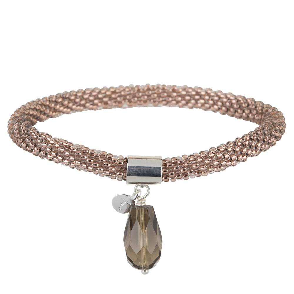 Tembi Jewellery Tembi Jewellery armband BEADED CROCHET