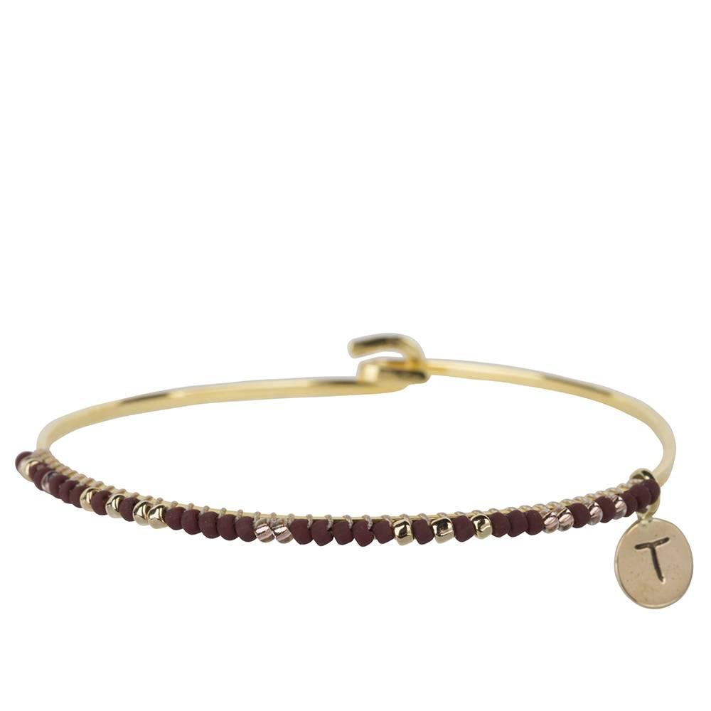 Tembi Jewellery Tembi Jewellery armband BANGLE BEADS