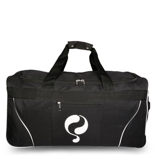 Teamtas Zwart Trolley